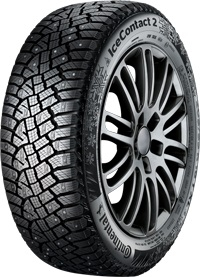 Шины Continental Conti Ice Contact 2 KD 215/55 R17 98T