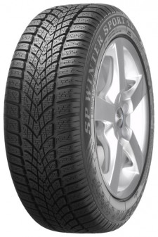 Шины Dunlop SP Winter Sport 4D 195/65 R15 91H