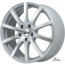 Диски IFree Big Byz 7x17 5x100 ET48 56,1 Блэк Джек