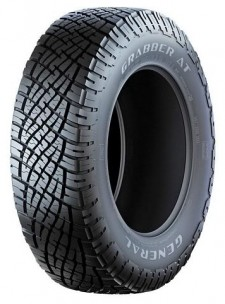 Шины General Tire Grabber AT 255/65 R17 110H