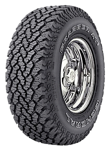Шины General Tire Grabber AT2 255/65 R17 112T