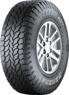 Шины General Tire Grabber AT3 255/50 R19 107H