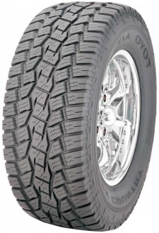 Шины Toyo Open Country A/T 265/70 R16 112T