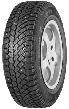 Шины Continental Conti Ice Contact BD 215/45 R17 91T
