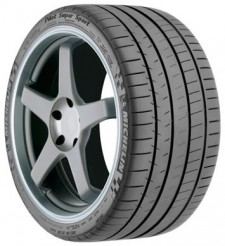 Фото Pilot Super Sport Michelin