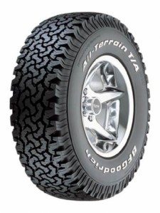Шины BF Goodrich ALL TERRAIN T/A KO 255/55 R18 109R