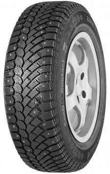 Шины Continental Conti Ice Contact HD 225/55 R16 99T