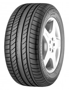 Шины Continental 4x4 Sport Contact 315/35 R20
