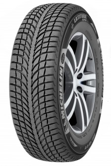 Шины Michelin Latitude Alpin 2 235/65 R18 110H